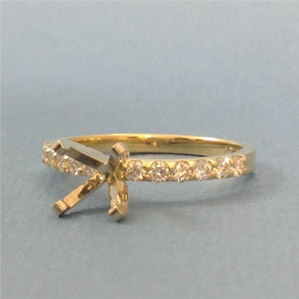 Ring by S. Kashi & Sons
