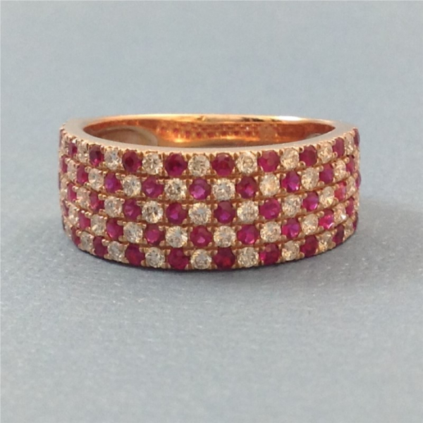 Fashion Ring by S. Kashi & Sons